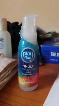 PLAY TIME - Tingle - Stimulating Lube Safe & Fun