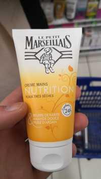LE PETIT MARSEILLAIS - Nutrition - Crème mains peaux très sèches