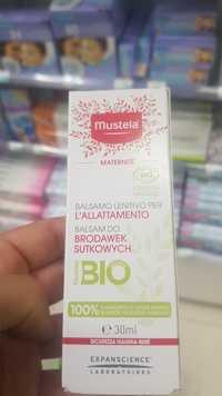 MUSTELA - Maternité - Balsamo lenitivo per l'allattamento