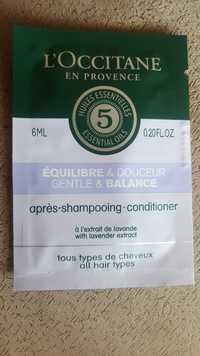 L'OCCITANE EN PROVENCE - Équilibre & douceur - Après-shampooing