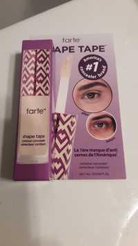 TARTE - Shape tape - Correcteur contours