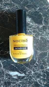 NOCIBÉ - Intrépide - Vernis à ongles 500 be yellow be yourse