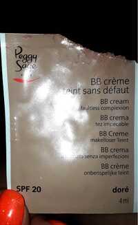 Peggy Sage - BB crème SPF 20 doré