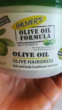 PALMER'S - Olive oil formula - Hair and scalp conditioner and styler