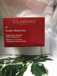 Clarins - 03 Poudre multi-éclat