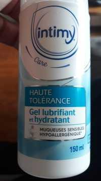 Intimy - Haute tolérance - Gel lubrifiant et hydratant