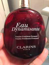 CLARINS - Eau dynamisante - Vitalité fraîcheur fermeté