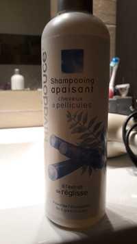 Rivadouce - Shampooing apaisant cheveux à pellicules