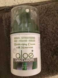 Lanzarote - Aloe+ - Crema hidratante
