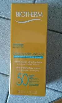 Biotherm - Crème solaire anti-âge