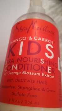 SHEA MOISTURE - Mango & Carrot - Extra-nourishing conditioner kids