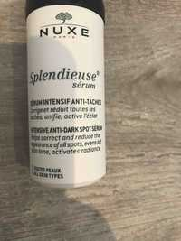 Nuxe - Splendieuse - Sérum intensif anti-taches