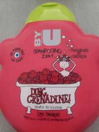 BY U - Ding grenadine - Shampooing 2 en 1