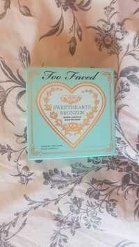 TOO FACED - Sweethearts bronzer - Fond de teint doré