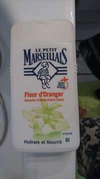 LE PETIT MARSEILLAIS - Fleur d'Oranger - Douche crème extra doux