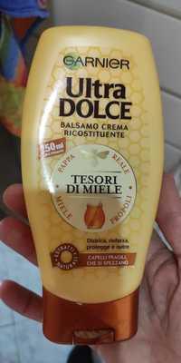 GARNIER - Ultra dolce - Balsamo crema ricostituente