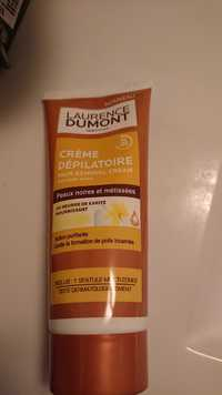 Laurence Dumont - Crème dépilatoire peaux noires et métissées