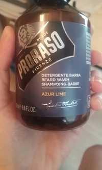 Proraso - Shampoing barbe