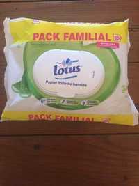 Lotus - Papier toilette humide