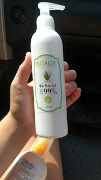 Ibizaloe - Aloe vera gel pure 99%