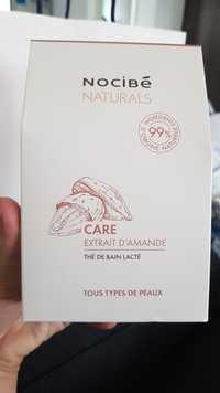 NOCIBÉ - Naturals - Thé de bain lacté à l'extrait d'amande