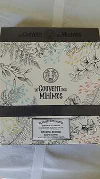LE COUVENT DES MINIMES - Quatuor de savons bouquet de fleurs & fruits