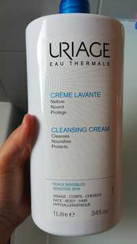 URIAGE - Eau Thérmale - Crème lavante