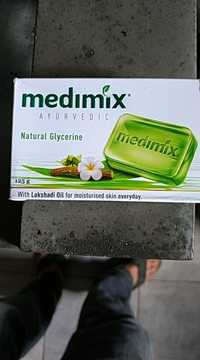 MEDIMIX - Ayurvedic - Natural glycerine