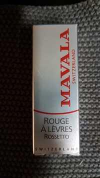 Mavala - Rossetto - Rouge à lèvres