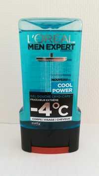 L'Oréal - Men expert - Gel douche cryo-caps
