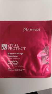MARIONNAUD - Vital & protect - Masque visage énergisant