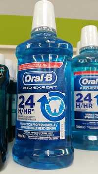 Oral-B - Pro-expert - Bain de bouche Menthe fraîche