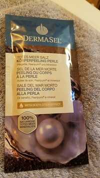 DERMASEL - Sel de la mer morte - Peeling du corps à la perle
