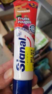 Signal - Kids Fruits rouges - Dentifrice
