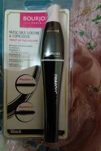 Bourjois - Mascara volume & longueur black