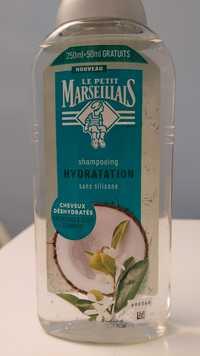 Le petit marseillais - Shampooing hydratation sans silicone