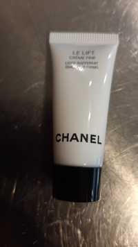 CHANEL - Le lift - Crême fine lisse raffermit