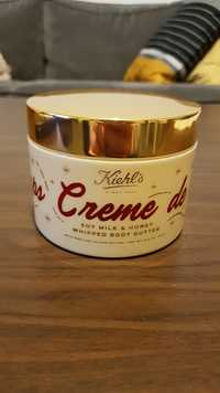 Kiehl's - Soy milk & honey - Crème de corps