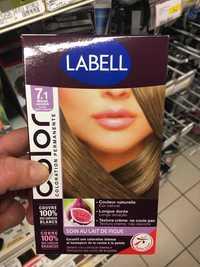 LABELL - Coloration permanente - 7.1 blond cendré