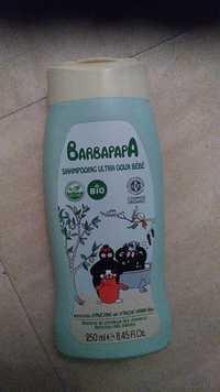 Barbapapa - Shampooing ultra doux bébé bio