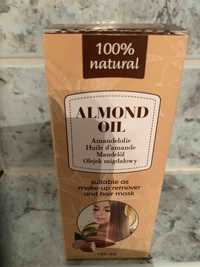 MASCOT EUROPE BV - Huile d'Amande - Suitable as make-up remover and hair mask