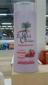LE PETIT OLIVIER - Shampooing soin à l'extrait de grenade et huile d'argan