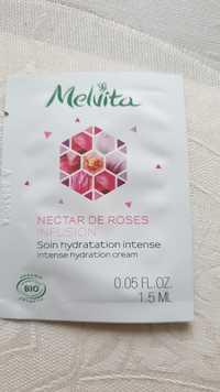 Melvita - Nectar de roses infusion - Soin hydratation intense