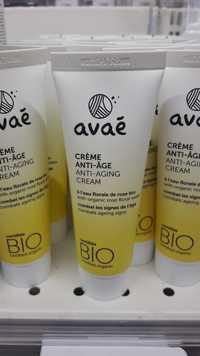 Avaé - Crème anti-âge bio