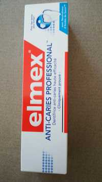 Elmex - Anti-caries professional - Dentifrice anti-caries haute efficacité