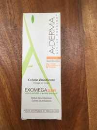 A-Derma - Exomega d.e.f.i - Crème émolliente