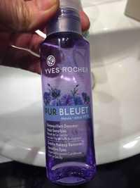 Yves Rocher - Pur bleuet démaquillant douceur