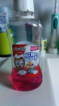 Auchan - Rik & Rok - Bain de bouche enfant gout fraise