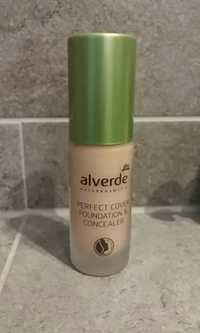 Dm - Alverde - Perfect cover foundation & concealer