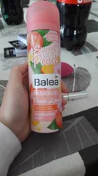 Balea - Sweet as a peach - Rasiergel peach love